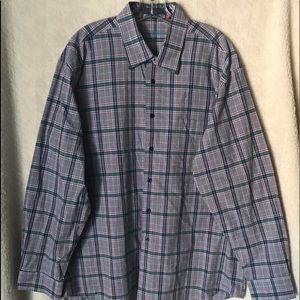 Alan Flusser Long Sleeve Shirt